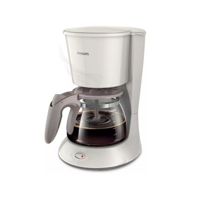 Cafetera Philips Hd7447 Blanca