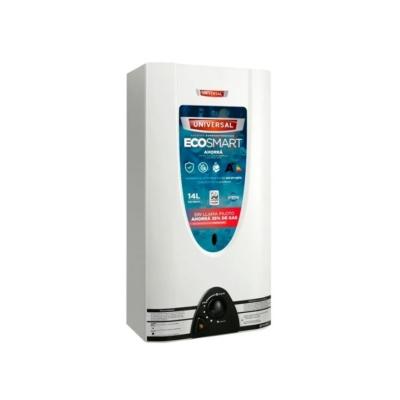Calefón Universal 14 litros Gas Natural