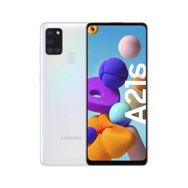 Celular Samsung As21S White
