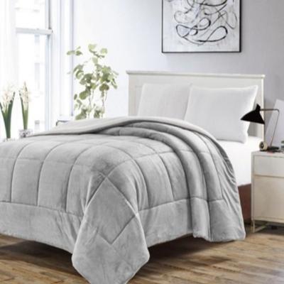 Cubrecama Luxury Flannel