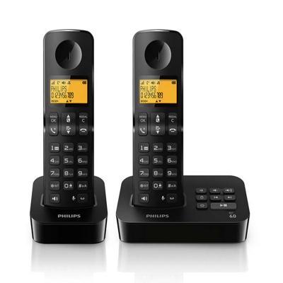 Teléfono Inalámbrico Philips D2152B