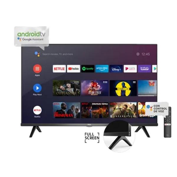 Smart Tv 4K Hitachi 50